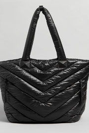 Mackage Rox Quilted Tote - Product Mini Image