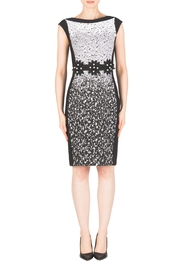 Joseph Ribkoff Roxane Gradient Dress - Product Mini Image