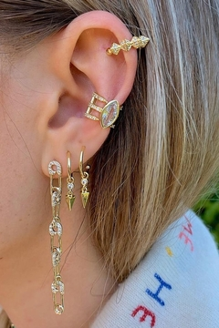 Melinda Maria Roxanne Ear Cuff - Alternate List Image