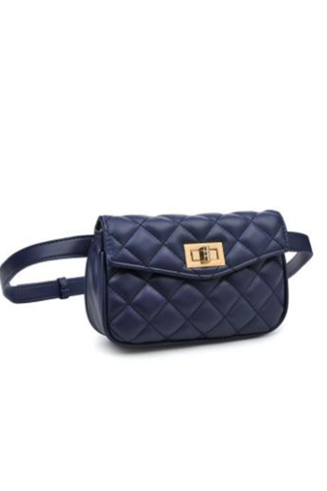 Urban Expressions Roxy Belt Bag - Front Cropped Image
