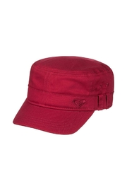 Roxy Classic Military Cap - Front cropped