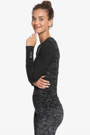 Roxy Longsleeve Printed Base-Layer - Front full body