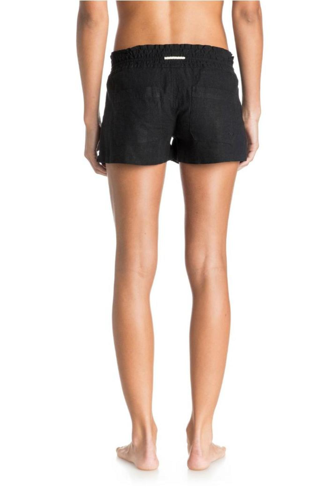 Roxy Oceanside Beach Shorts - Side Cropped Image