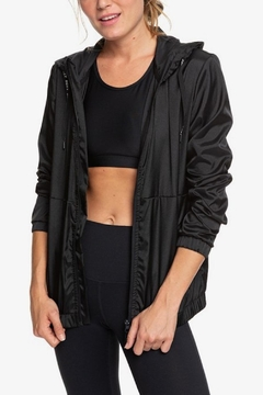 Roxy On-Hold Water-Resistant Windbreaker - Product List Image