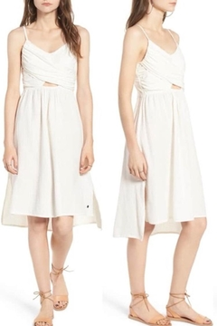 Roxy Resolutions White Dress - Product List Image