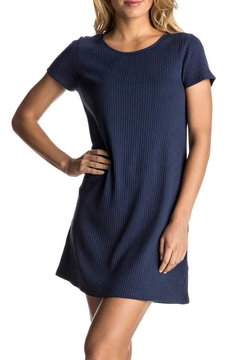 Roxy Ribbed Knit Dress - Product List Image