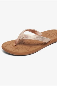Roxy Rose Gold Sandal - Alternate List Image