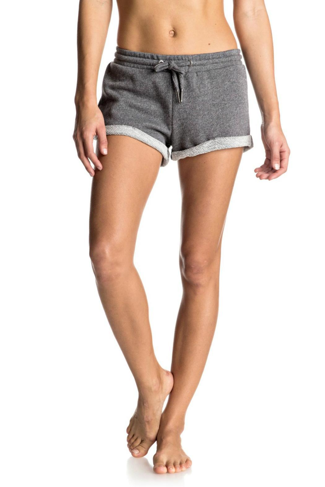Roxy Signature Sweat Short - Front Cropped Image