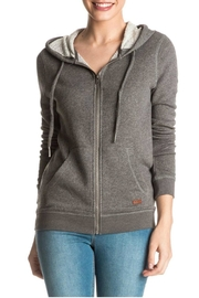 Roxy Signature Zip Hoodie - Front cropped