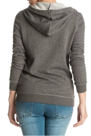Roxy Signature Zip Hoodie - Front full body