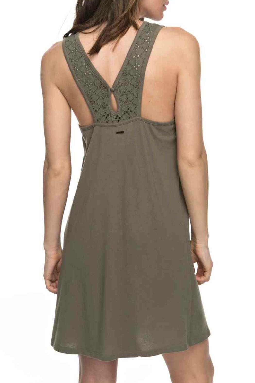 Roxy Stay Simple Sleeveless Dress - Front Full Image