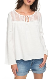 Roxy Sweet Sunshine Top - Front cropped