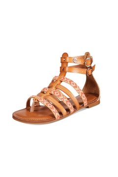 Roxy Textile Caged Sandal - Product List Image