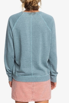 Roxy Wishing Away Sweatshirt - Alternate List Image