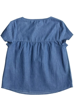 Roxy Girl Girls Embroidered Top - Alternate List Image