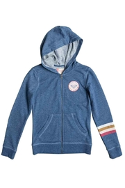 Roxy Girl Girls Hooded Sweatshirt - Product Mini Image