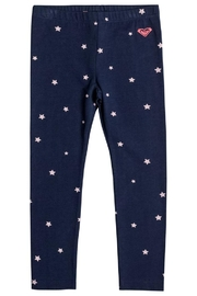 Roxy Girl Interacting Lives Leggings - Front cropped