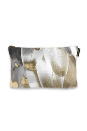 Oliver Gal Royal Feathers Clutch - Product Mini Image