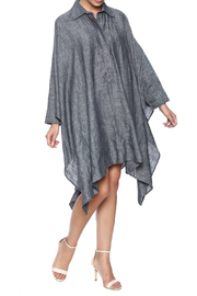 Royal Jelly Harlem Chambray Mara Shirt Dress - Product Mini Image