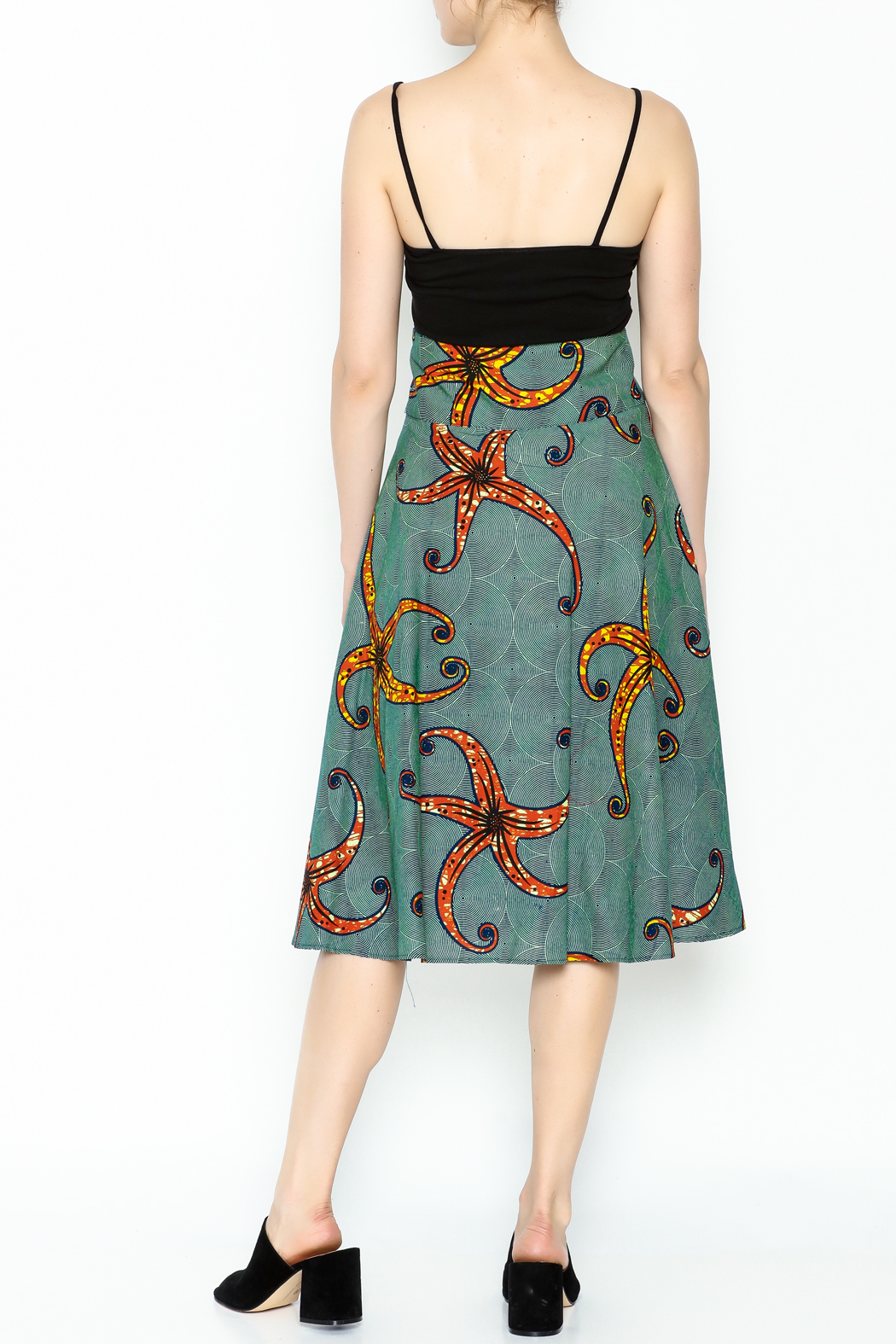 Royal Jelly Harlem Sophia Skirt - Back Cropped Image