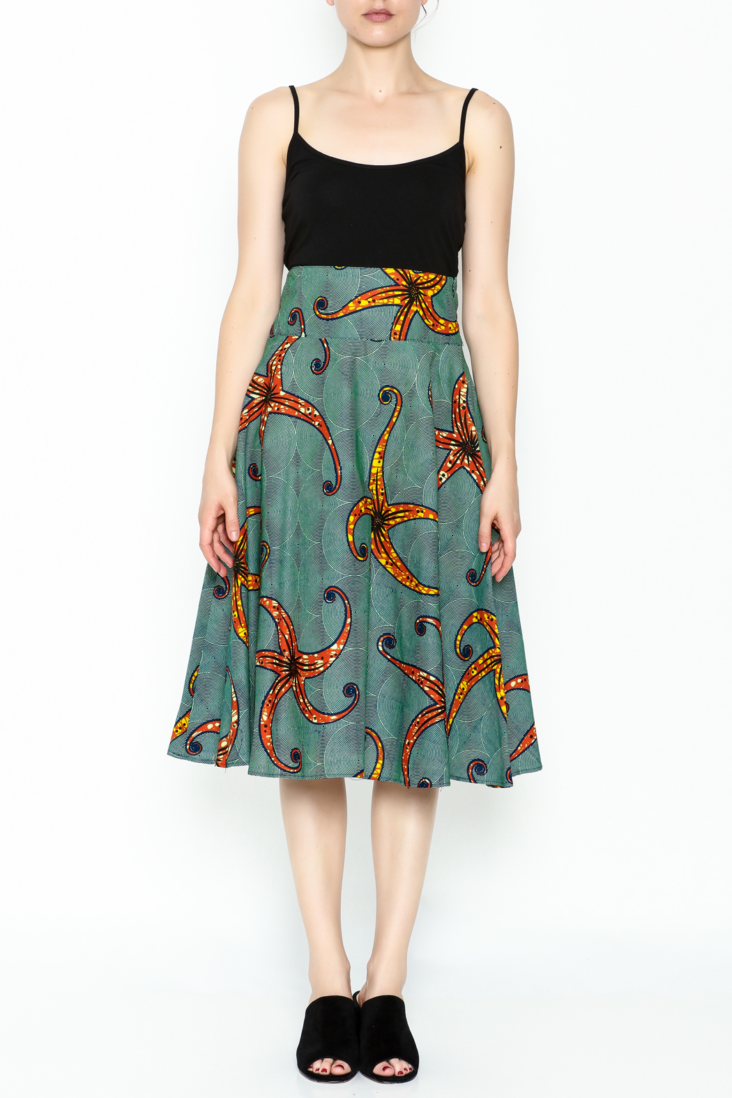 Royal Jelly Harlem Sophia Skirt - Front Full Image