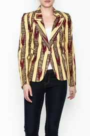 Royal Jelly Harlem Tailored Blazer - Front cropped
