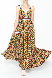 Royal Jelly Harlem Yolanda Maxi Dress - Product Mini Image