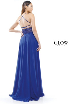 glow by colors Royal Lace Gown - Alternate List Image