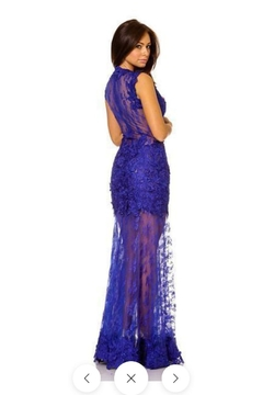 Issue New York Royal Lace Gown - Alternate List Image