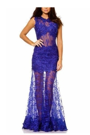 Issue New York Royal Lace Gown - Product Mini Image
