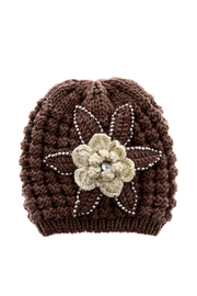 Royal Oak Dress Woven Hat And Scarf - Product Mini Image