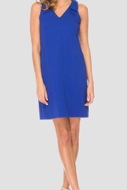 Joseph Ribkoff Royal Sleeveless Dress - Product Mini Image