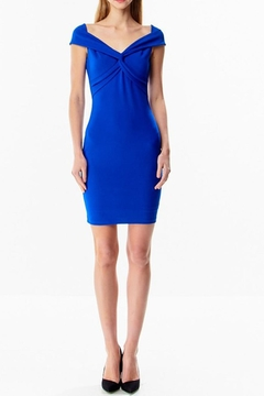 Shoptiques Product: Royal Twist Dress