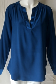 Amanda Uprichard Royal V-Neck Tunic - Product Mini Image