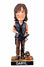 Royal Bobbles Daryl Dixon Bobblehead Figurine - Product Mini Image