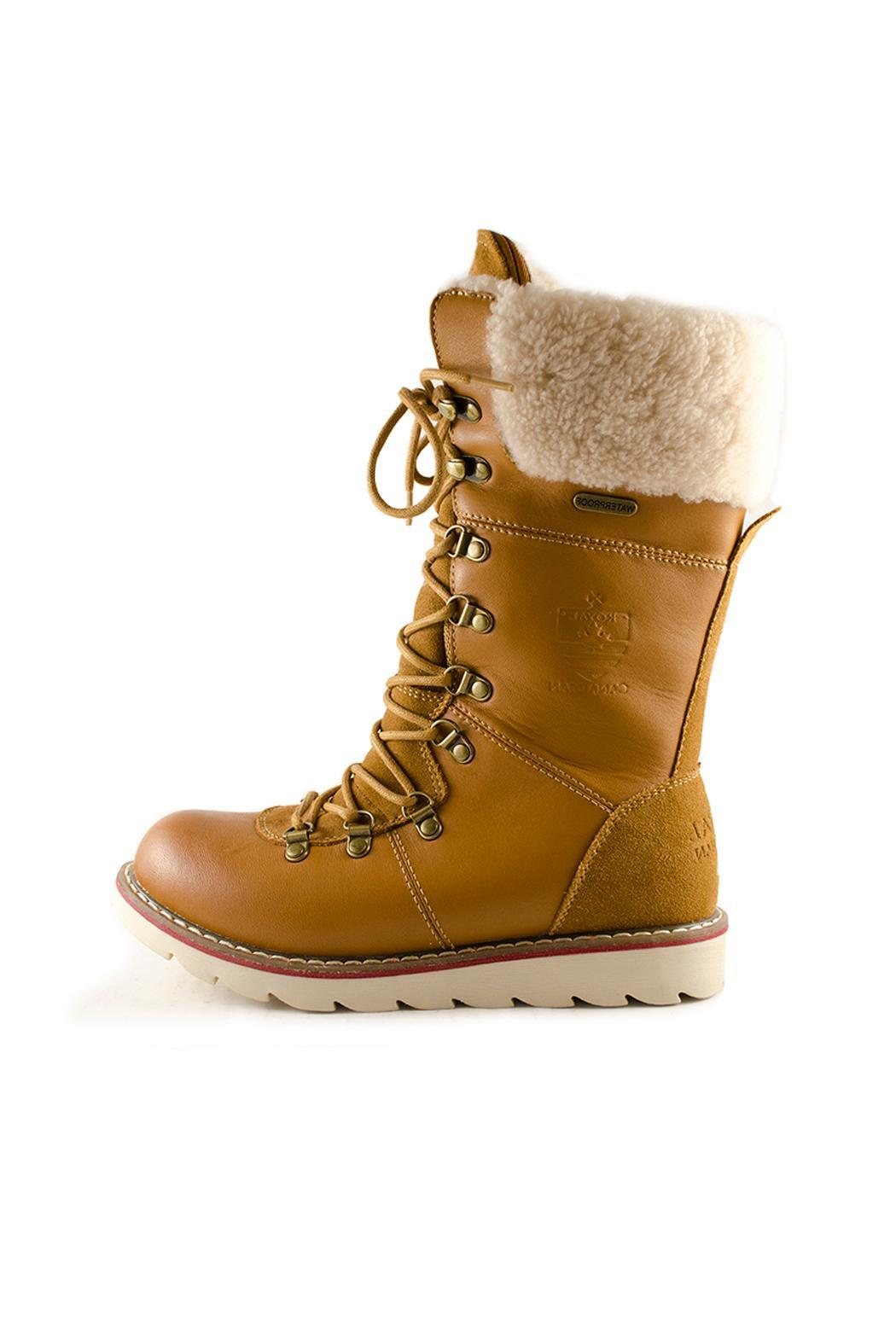 Royal Canadian Footwear  Louise Boots - Main Image