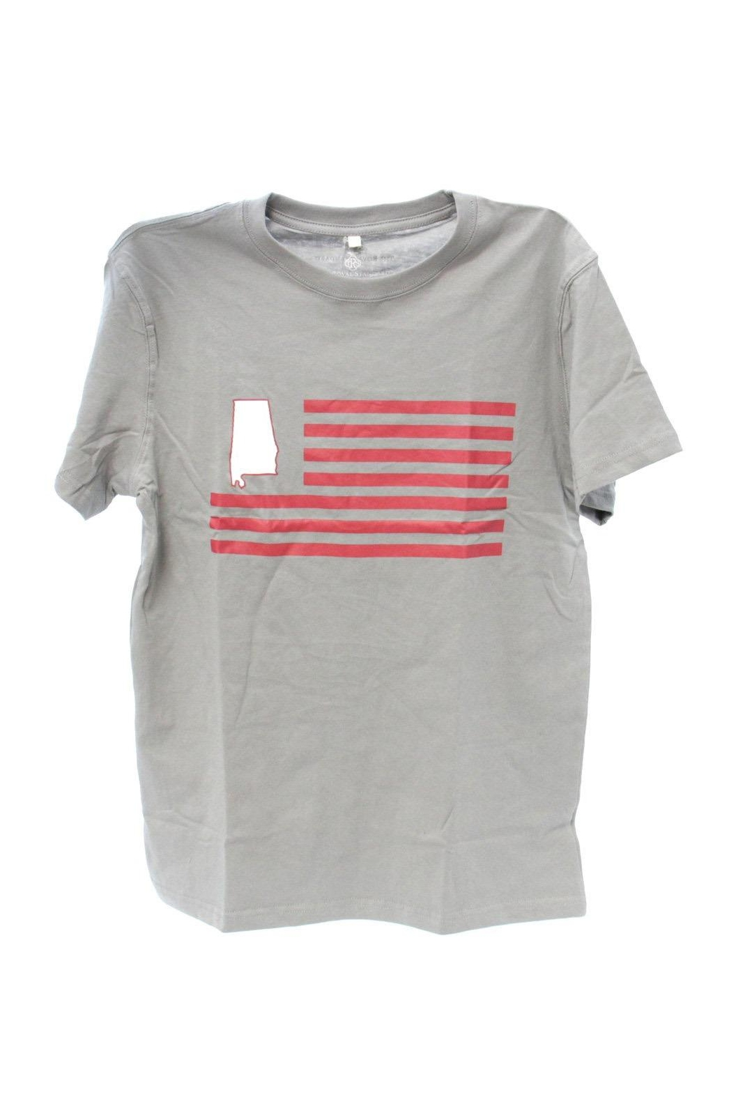 royal standard Alabama Flag T-Shirt - Main Image