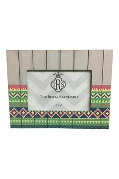 Shoptiques Product: Aztec Painted Frame
