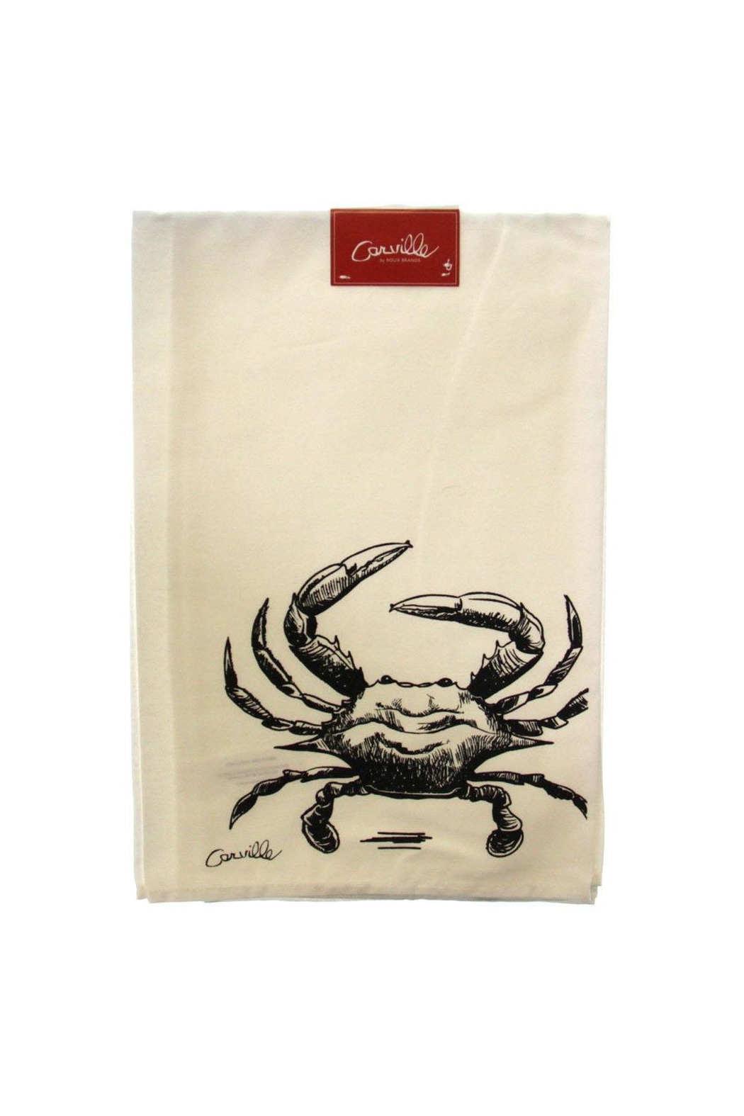 royal standard Fierce Crab Towel - Front Cropped Image