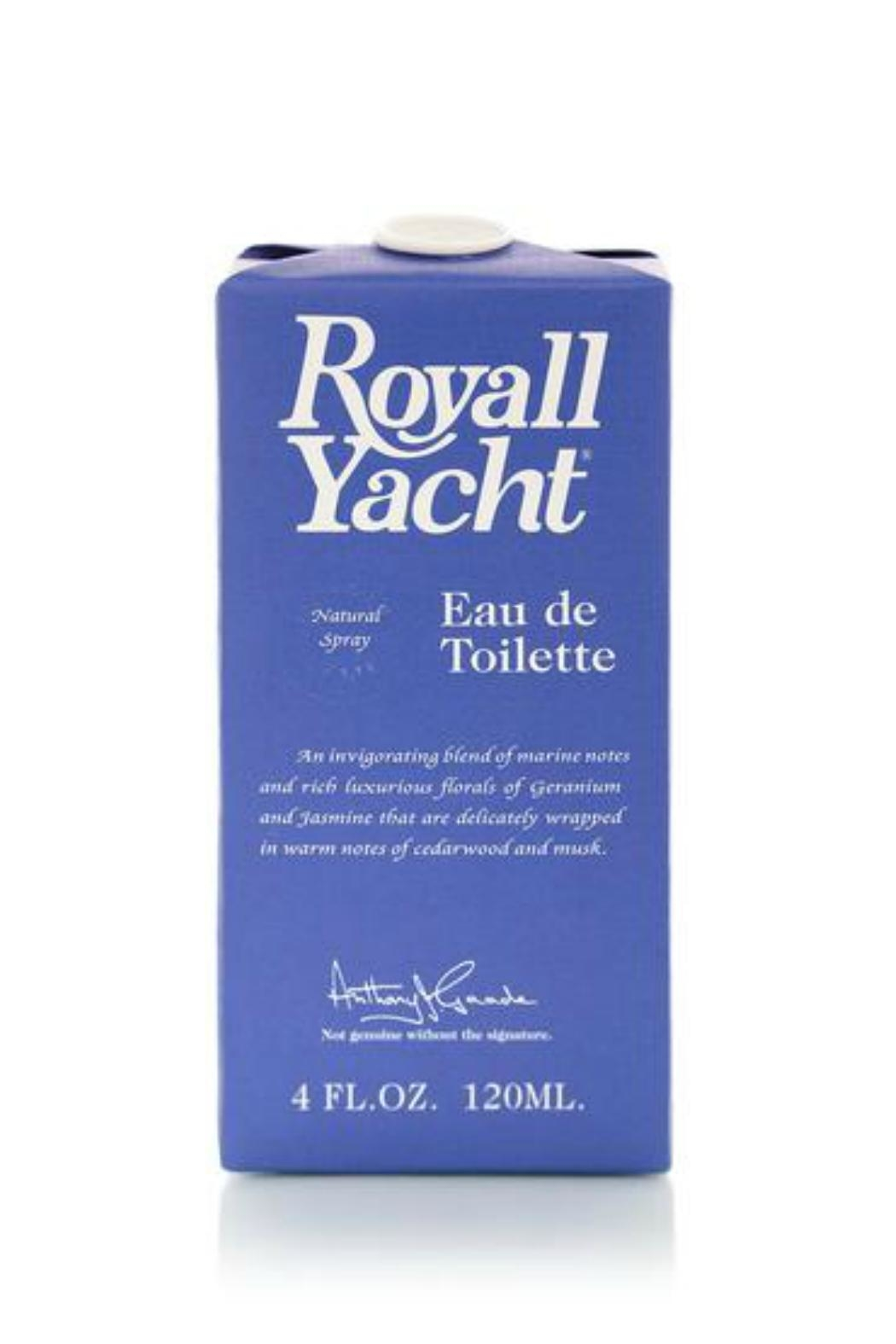 Royall Fragrances Royall Yacht - Front Full Image