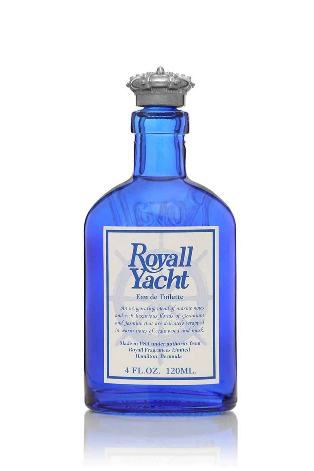 Royall Fragrances Royall Yacht Edt - Front Cropped Image