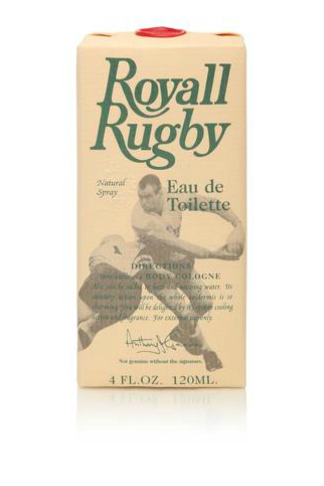 Royall Fragrances Rugby Allpurpose Lotion - Front Full Image