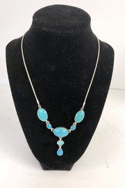 ACleoni Royston Turquoise Necklace - Product Mini Image