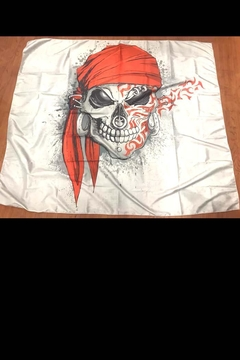 New Mix Rrrrr Skull Tapestry - Alternate List Image