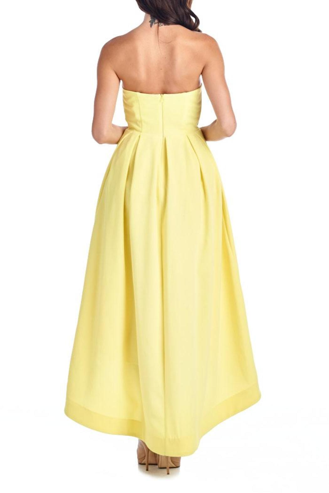 Rubber Ducky Belle Dress From Nevada By Pink Society