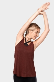 Manduka Ruby Cross-Over Tank - Product Mini Image