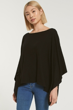 Z Supply  Ruby Marled Poncho - Product List Image
