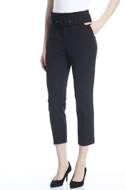 I Love Tyler Madison Ruby Paperbag Cropped Trouser - Product Mini Image