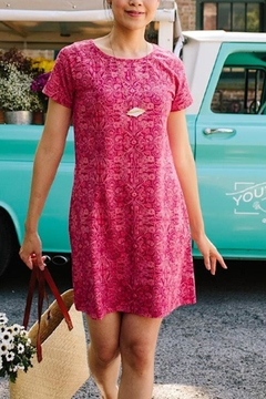 Mata Traders Ruby Pink Dress - Product List Image