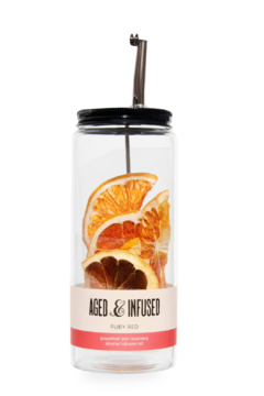 Aged & Infused Ruby Red alcohol infused kit - Alternate List Image